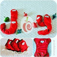 Applecheeks cloth diaper alphabet art
