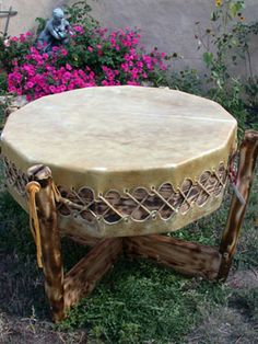 American Indian Drum, I would so Love to have this one. Pure therapy.