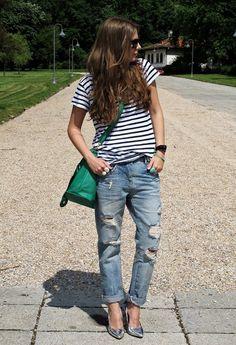 Baggy jeans    , Bershka en Tacones / Plataformas, Zara en Jeans, Zara en Camisetas, Aldo en Bolsos, Aldo en Gafas / Gafas de sol