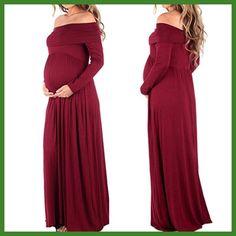 Maternity Maxi Dresses 2017 Maternity Photography Props Chiffon Vestidos Off Shoulders Maxi Pregnant Dress Pregnancy Photo Shoot
