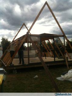 Chalet - alternatief voor wooncontainer tijdens verbouwingen