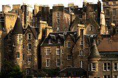 bluepueblo: Old Town, Edinburgh, Scotland photo via skye Beautiful Buildings, Beautiful Places, Old Town Edinburgh, Edinburgh Sights, England And Scotland, Scotland Uk, Scotland Travel, British Isles, Travel Photos