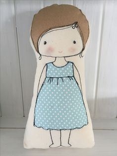 'Annie' First pattern by Sweet Calico