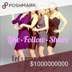 My First Follow Game! Like, Follow and Share! Let's help each other!!! I will follow anyone who likes this post! Dresses