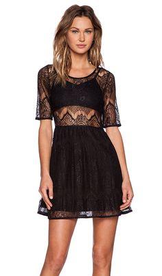 Paradisco maxi dress