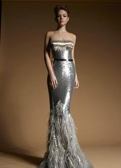Zuhair Murad. wow. occasion: New Years party dress. i like the shimmer
