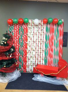 Christmas Photobooth Photobooth Background Photo Booth Christmas