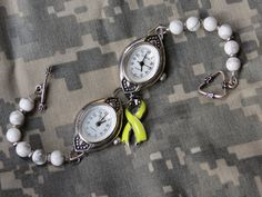 """Deployment Watch...His time and your time = our time.""  Love this! - MilitaryAvenue.com"