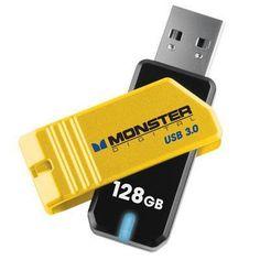 128GB USB 3.0 SS FD w CapCoppa