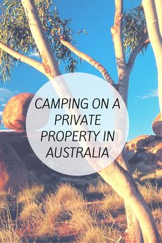 Camping can be a wonderful experience getting away from everything and exploring a new area.If you don't want to be in a crowded caravan park, a rest area by the side of the road or just looking f...