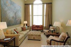 7 cách để trang trí phòng khách hình ống đẹp hơn | Phòng khách đẹp 2013