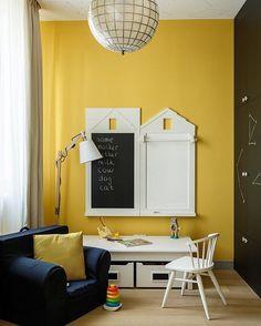 Ещё один прекрасный кадр со вчерашней съемки⭐️ К детским комнатам у нас особое отношение #enjoy_home #дизайнинтерьера