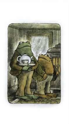 Frog & Toad Wallpaper