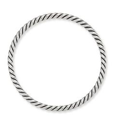 Continuous Twist Bangle Bracelet | James Avery $145 Anniversary 2015 got 2