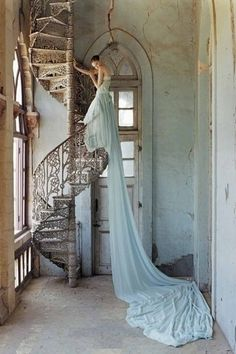 I love the staircase