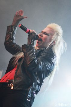 Noora of Battle Beast