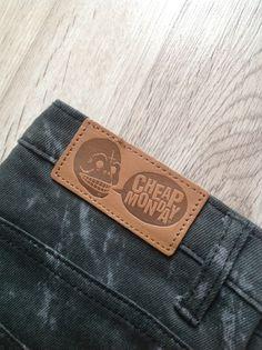 Spodnie Cheap Monday skinny rurki 28/34 - vinted.pl