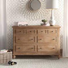Darby Home Co Pond Brook 14 Drawer Dresser 4 Drawer Dresser, 6 Drawer Chest, Dresser With Mirror, Chest Of Drawers Decor, Small Dresser, Chest Dresser, Dresser As Nightstand, Solid Wood Dresser, Double Dresser