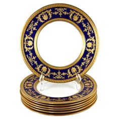 Image result for jewelled dinner plates