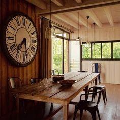 Veja Como Quiser: Decoração para casas de madeira