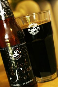 Brooklyn Black Chocolate Stout  Brooklyn Brewery Russian Imperial Stout 10.00 (4)