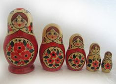 More Russian Dolls