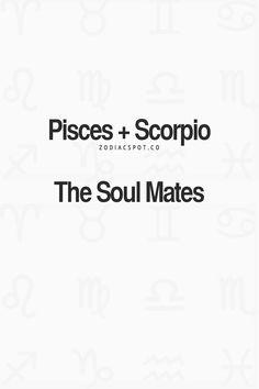 Zodiac Mind - Your source for Zodiac Facts Pisces And Scorpio Compatibility, Scorpio Zodiac Facts, Pisces Love, Astrology Pisces, Pisces Quotes, Zodiac Signs Pisces, Zodiac Sign Traits, Pisces Woman, Zodiac Mind
