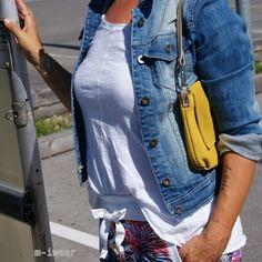 #jeans #blumenprint