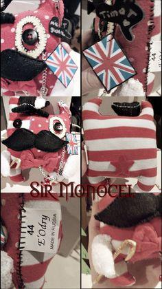   Sir Monocel   gewidmet an eine geliebte Person.