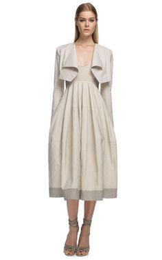 119f283d4d Jersey Bodice Dress by Donna Karan for Preorder on Moda Operandi Donna  Karan
