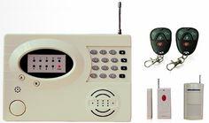 Alarm System/PSTN Alarm/Wireless Control Panel ALF-TEL02 Alarm System, Control Panel, Cooking Timer