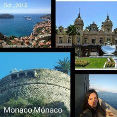 #PortHercule wuaoooo monaco wuaooooo# hoy fue un hermoso día a pesar del otoño monaco y niza nos recibieron con un día maravilloso# monaco#principado#opulebca#belleza#europa#travel#graciasdios# by yohanabolanos15 from #Montecarlo #Monaco