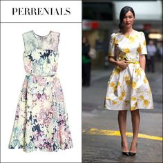 Spring Dresses Guide Inspired by the Street Style Set