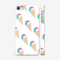 Чехол iPhone «Мороженка»