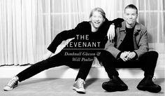 domhnall gleeson | The Revenant: Domhnall Gleeson & Will Poulter | Film | HUNGER TV