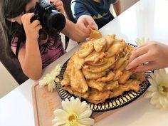 Sašina kuhinja | Pohane tikvice recept | Sašina kuhinja Zucchini, Cookies, Desserts, Food, Biscuits, Meal, Deserts, Essen, Hoods