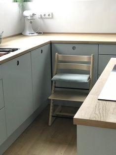 Reform Kueche grün Küchen Design, Art Of Living, Sweet Home, Sink, Minimalist, Cabinet, Architecture, House Styles, Storage