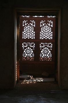 Jaali Work in Stone