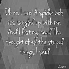 Trouble - Coldplay. the lyrics