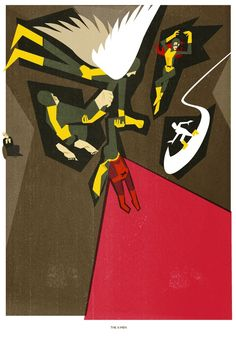 Illustrations by Josh Rogan  Prints available at Society6  Artist: Tumblr|| Facebook|| Etsy