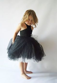 READY TO SHIP Size 2T Double Layered Puffy Tutu by AylinkaShop