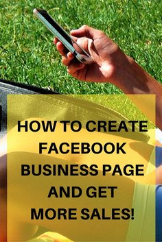 Want to learn how to build a Facebook fan page for your business. Learn how to create a Facebook fan page and send traffic to your website. Be active on Facebook page and get engaged audience to buy products from you. #Facebook #Business