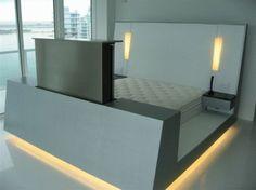 Die 66 besten Bilder von Fernseher Decke Schlafzimmer   Tv unit ...