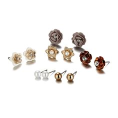 Stud Earrings, Jewelry, Jewlery, Bijoux, Studs, Schmuck, Stud Earring, Jewerly, Jewels