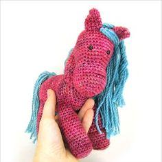 Crochet Unicorn Hair : ... Unicorn Crochet Patterns on Pinterest Unicorns, Pattern library and