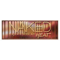 $83 Urban Decay - Naked Heat Eyeshadow Palette