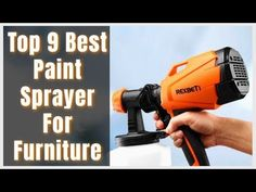 Hello Viewers, Today we share with you, Top 9 Best Paint Sprayer For Furniture 2019 [Paint Sprayer For Sale]-Techwhippet - - Visit here for learn more inform. Electric Smoker Reviews, Best Electric Smoker, Best Portable Generator, Dual Fuel Generator, Best Garage Door Opener, Best Garage Doors, Technology Gifts, Latest Technology, Tech News Today