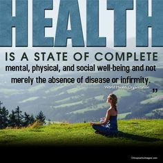 Learn how to start to gain complete health at www.precisionbiddeford.com!