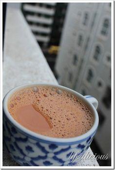 THE WINNING FLAVOR ~ INDIAN MASALA TEA