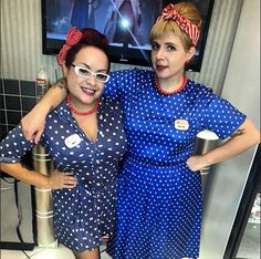 Twin day at #VisibleChanges Salons for #BackToSchool! #TexasSalon. Photo cred: saralynnyloulou